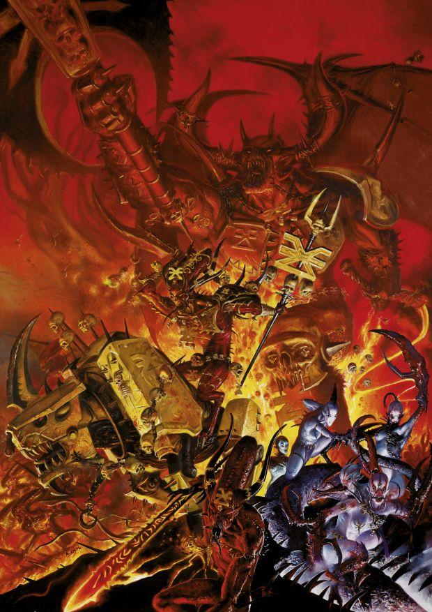 Chaos Daemons FAQ is up! : Warhammer40k - reddit.com