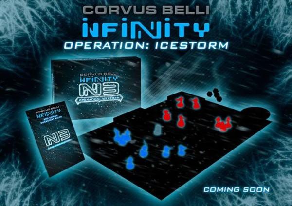 Infinity Ice Storm