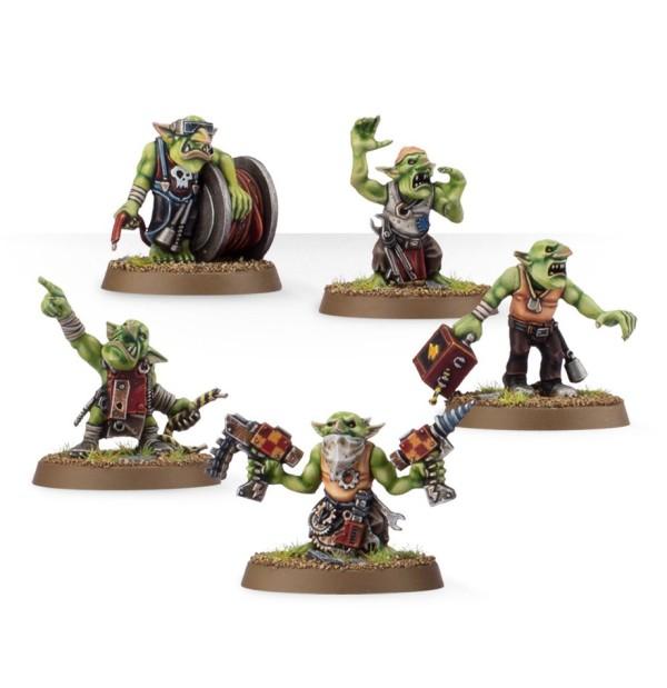 Ork Gunz Crew