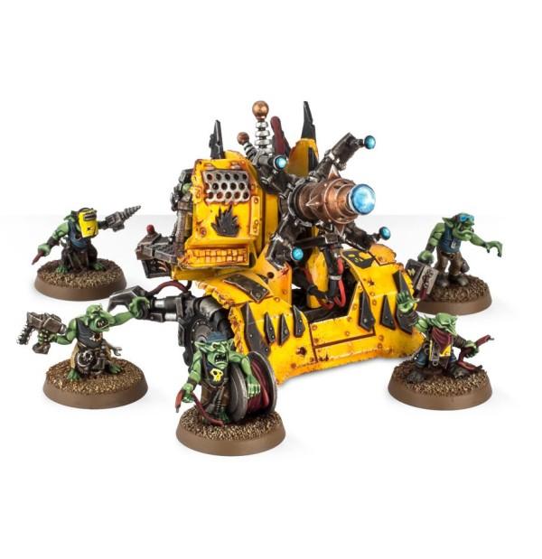 Ork Traktor Kannon