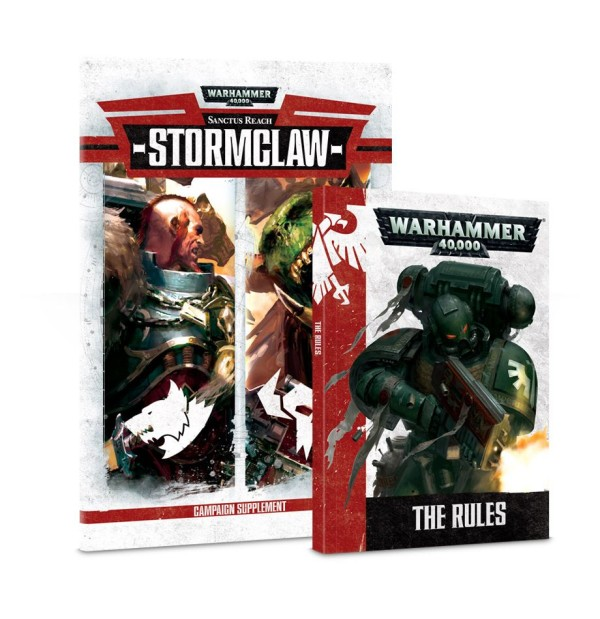 Stormclaw Mini Rulebook