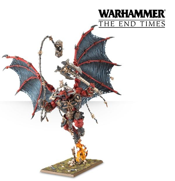 Wrath of Khorne Bloodthirster
