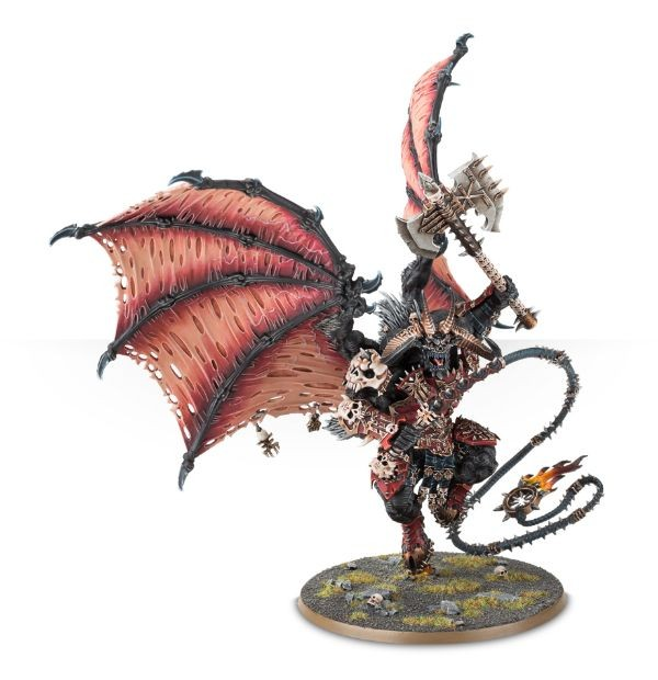 Bloodthirster of Unfettered Fury