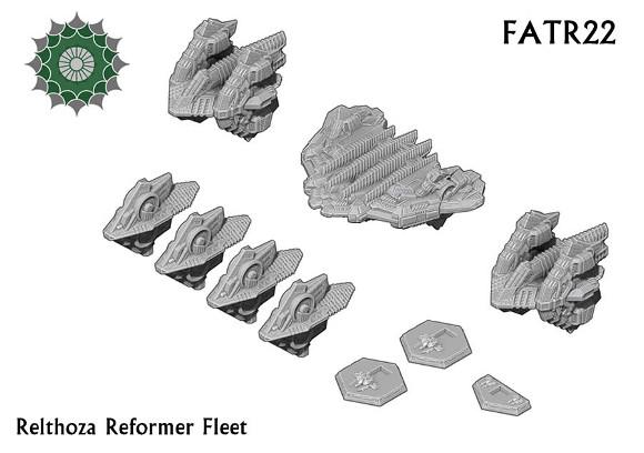 Relthoza Reformer Fleet
