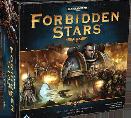 Forbidden Stars - A Warhammer 40K Board Game