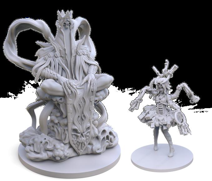 Middara - Shadowlord and Gatekeeper