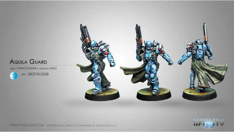 Panoceana - Aquila Guard with HMG