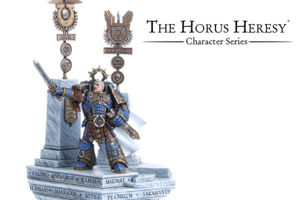 Roboute Guilliman - Horus Heresy Character Series