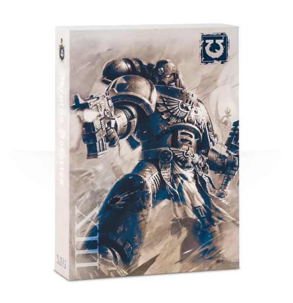 Ultramarines Limited Edition Codex Cover