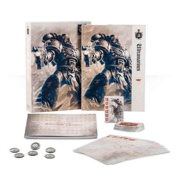 Ultramarines Limited Edition Codex