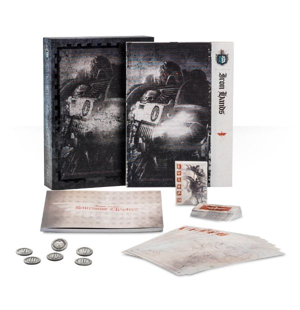 Iron Hands Limited Edition Codex