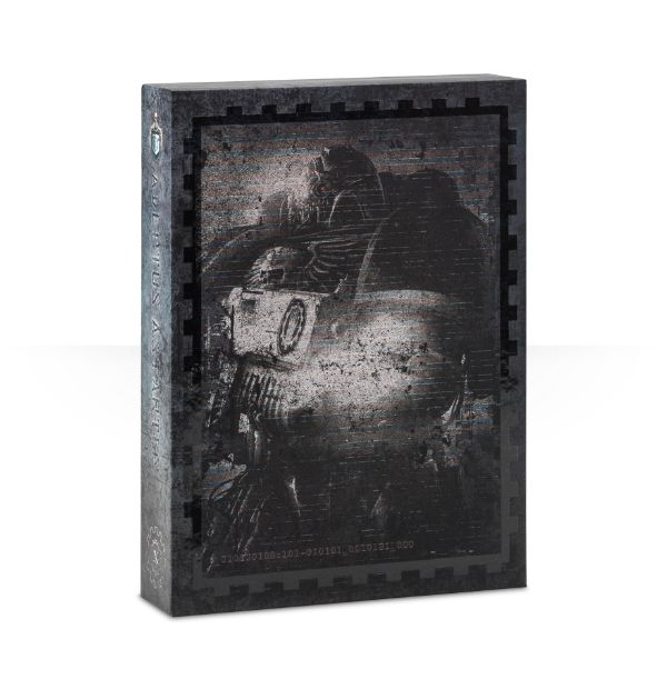 Iron Hands Limited Edition Codex Cover