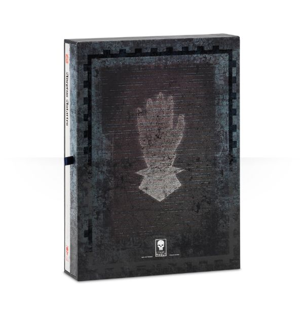 Iron Hands Limited Edition Codex Back Cover