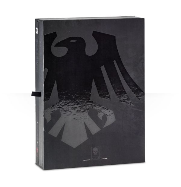 Raven Guard Limited Edition Codex Back Cover