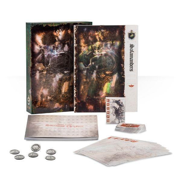 Salamanders Limited Edition Codex