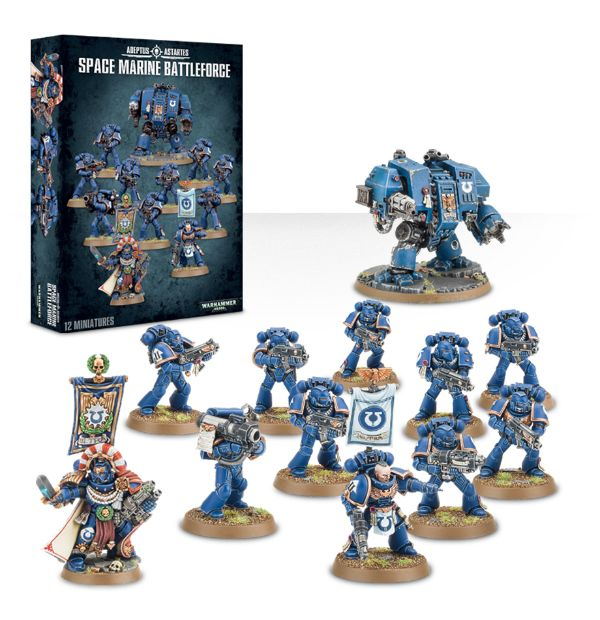 Space Marine Battleforce