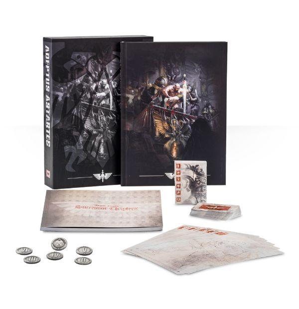Adeptus Astartes Successors Limited Edition Codex