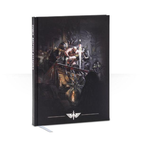 Adeptus Astartes Successors Limited Edition Codex Cover Artwork