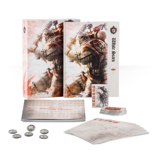 White Scars Limited Edition Codex