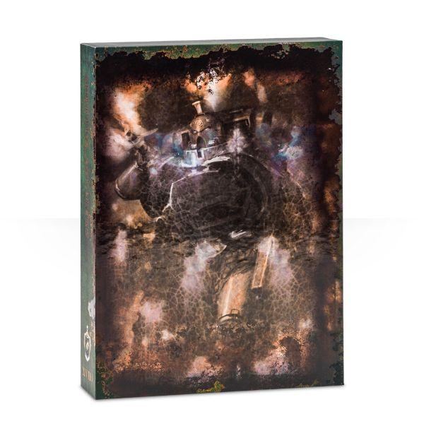 Salamanders Limited Edition Codex Cover