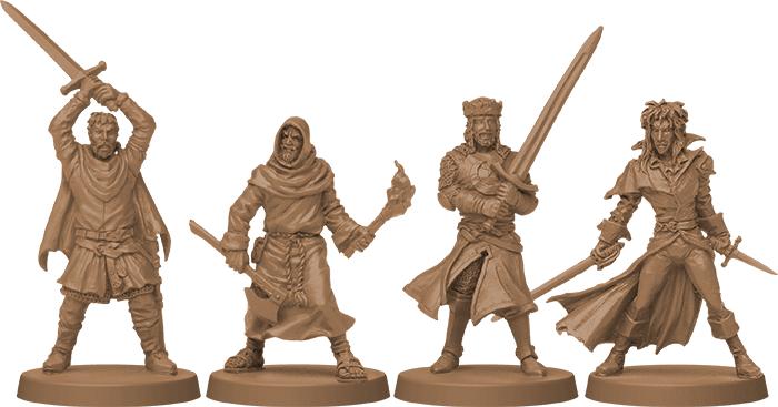 Black Plague - Lucas, James, Mortimer and Hitch
