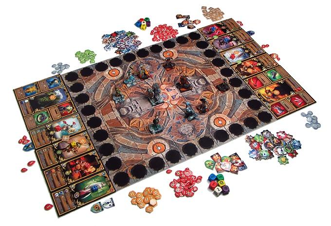 Demigods Evolution Game Set Up