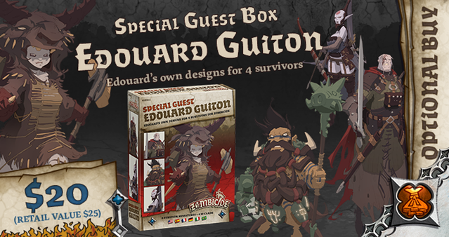 Edouard Guiton Special Guest Box