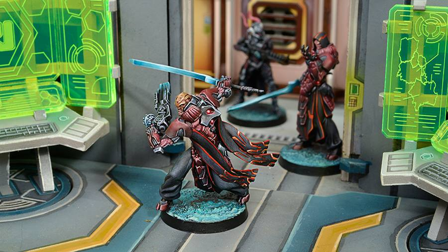 Infinity - Umbra Legates Combined Army