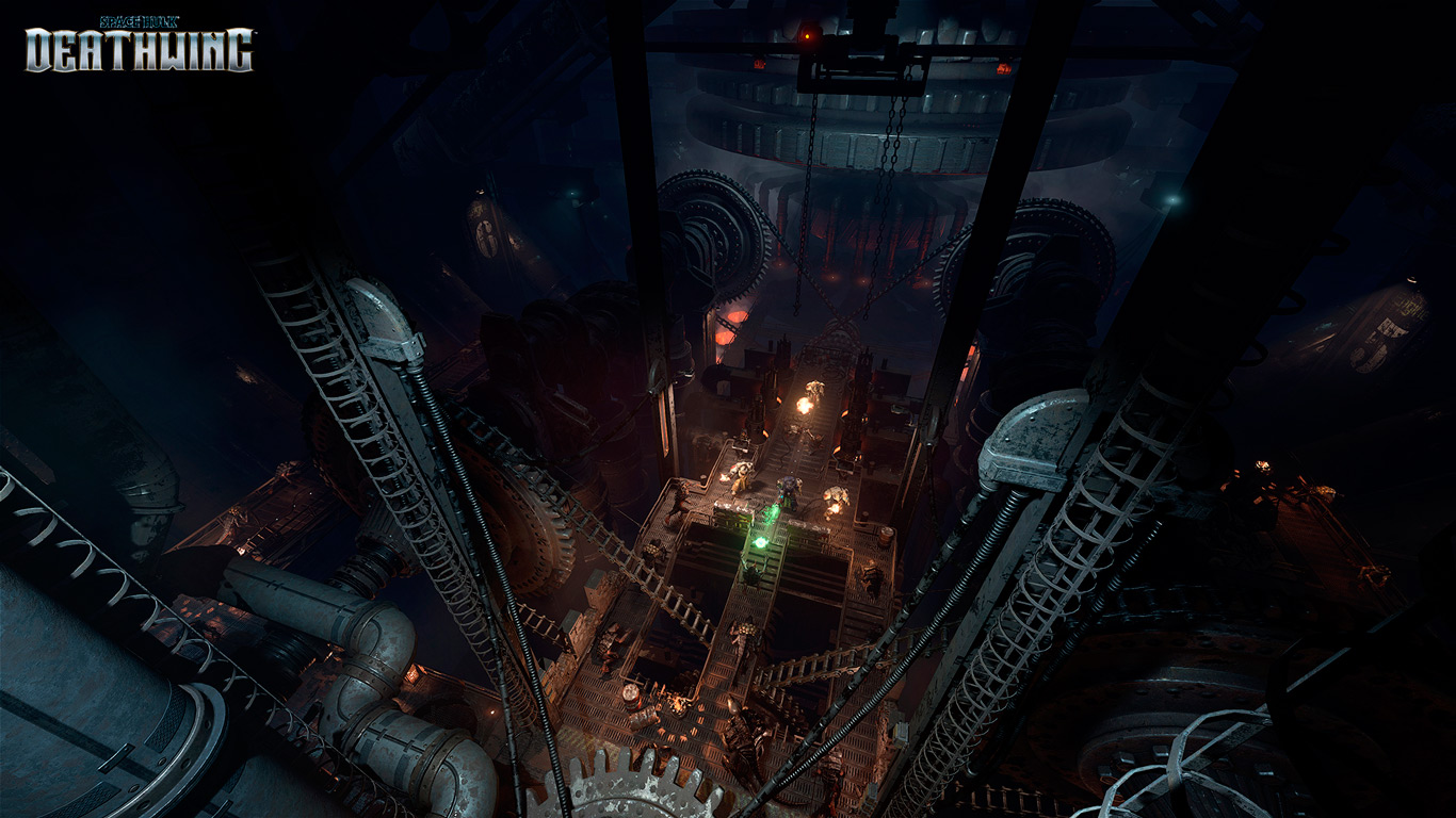 Space Hulk Deathwing Environments 3