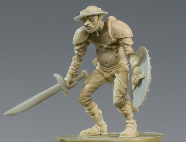 Little Prince - Zombicide Black Plague