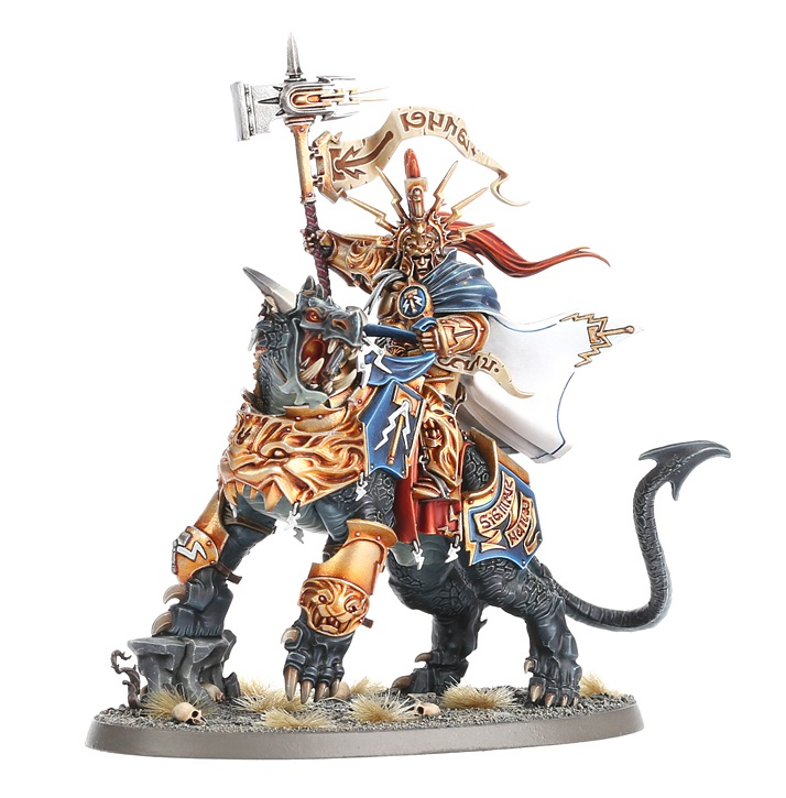 Lord Celestant, Vandus Hammerhand - Age of Sigmar