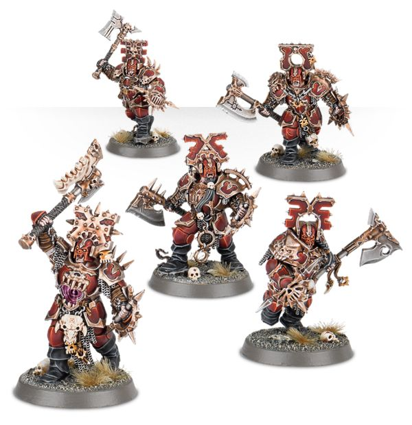 Blood Warriors - Age of Sigmar