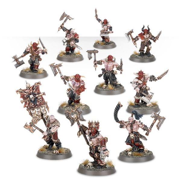 Bloodreavers - Age of Sigmar