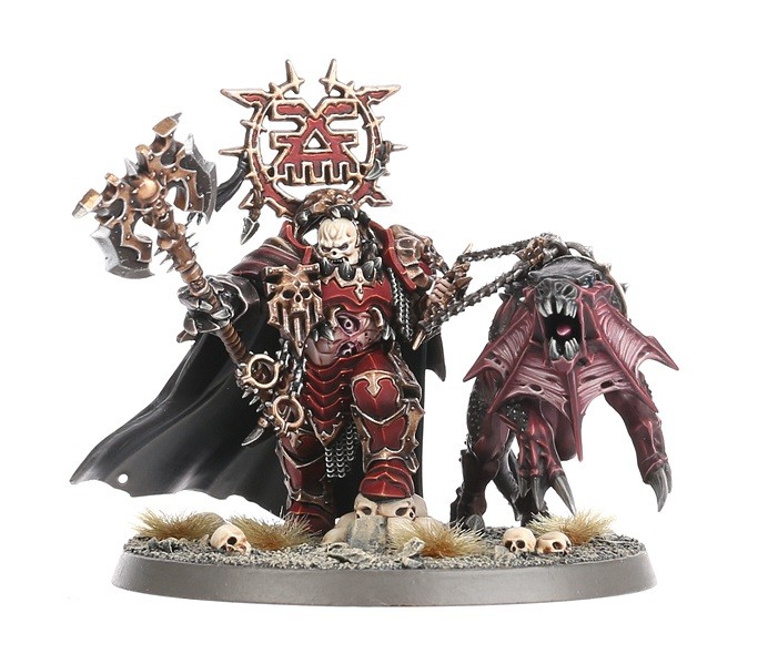 Mighty Lord of Khorne, Khorgus Khul - Age of Sigmar