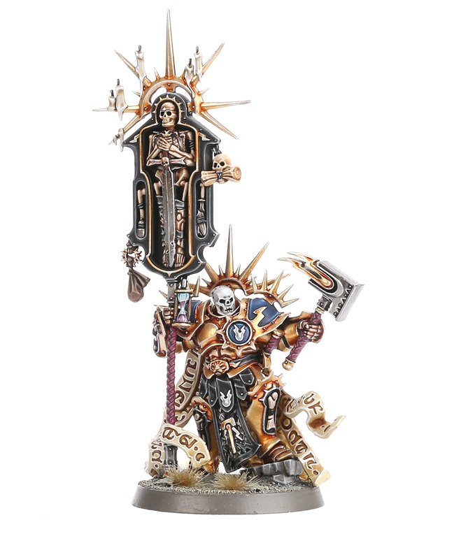 Lord Relictor, Ionus Cryptborn - Age of Sigmar