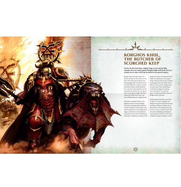 Warhammer Age of Sigmar Painting Guide Korghos Extract