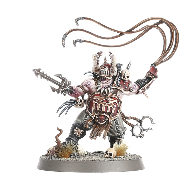Vekh, The Flayer - Age of Sigmar