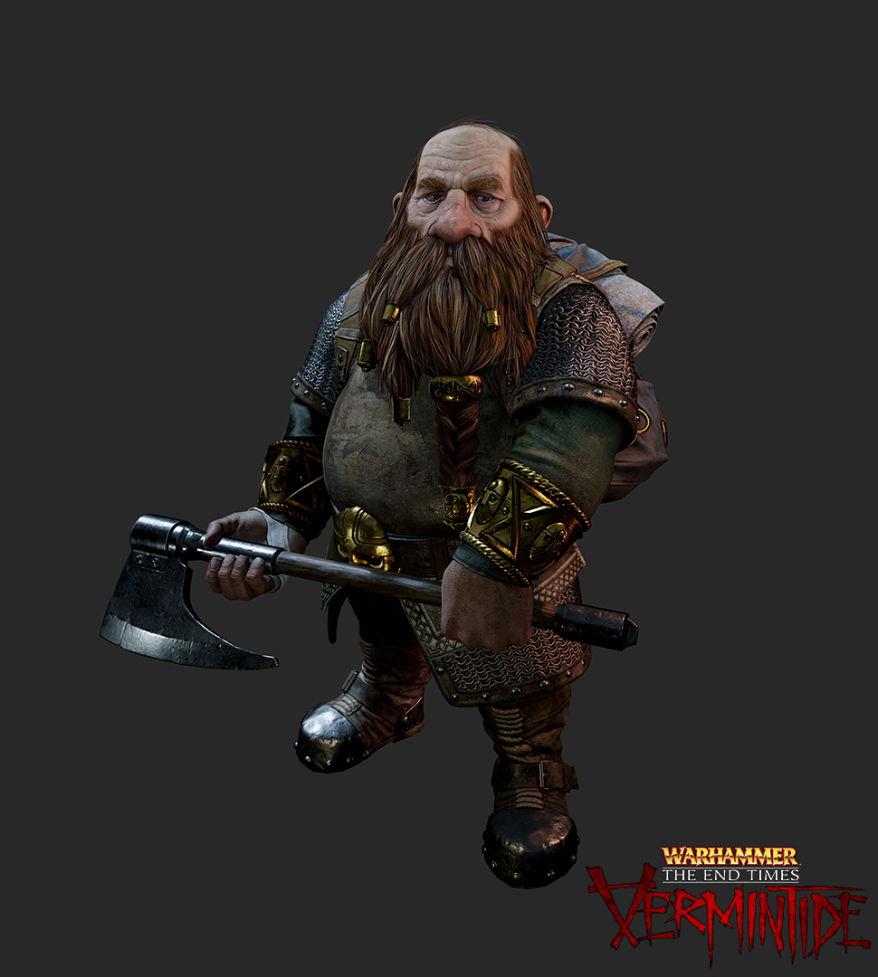 Dwarf Ranger - Vermintide