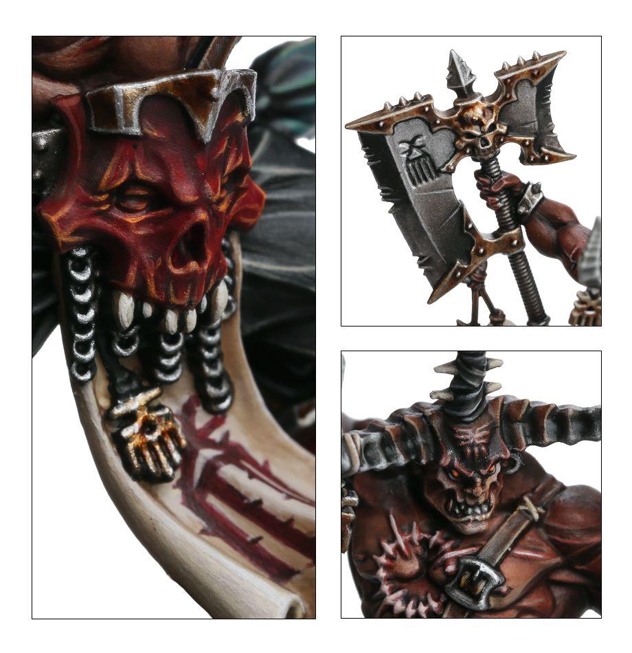 Khorne Exalted Deathbringer - Details