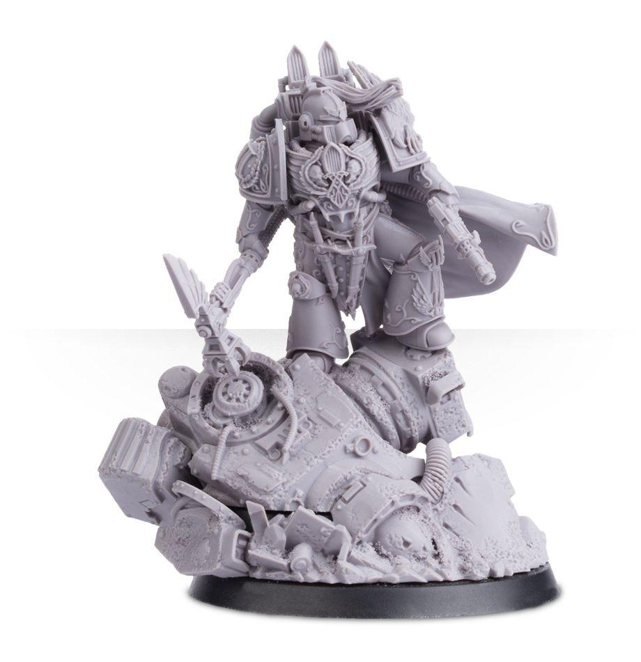 Lord Commander Eidolon - Alternate Head Option