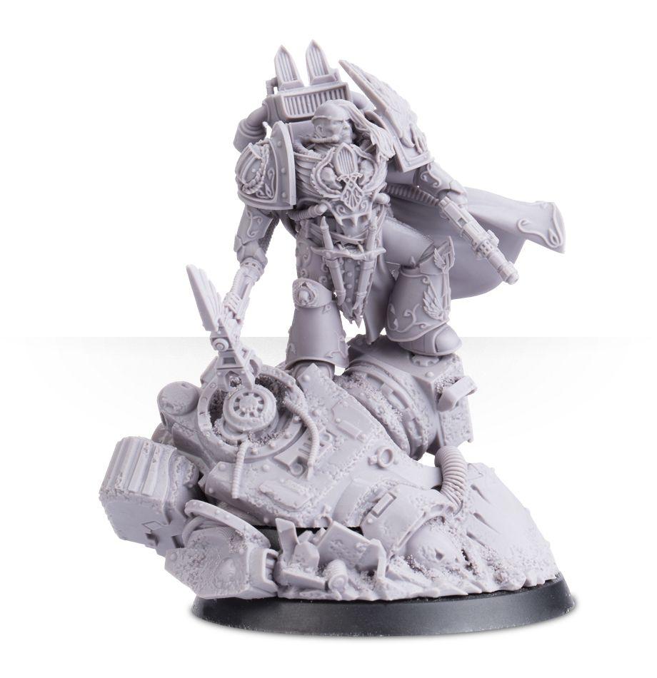 Lord Commander Eidolon - Resin