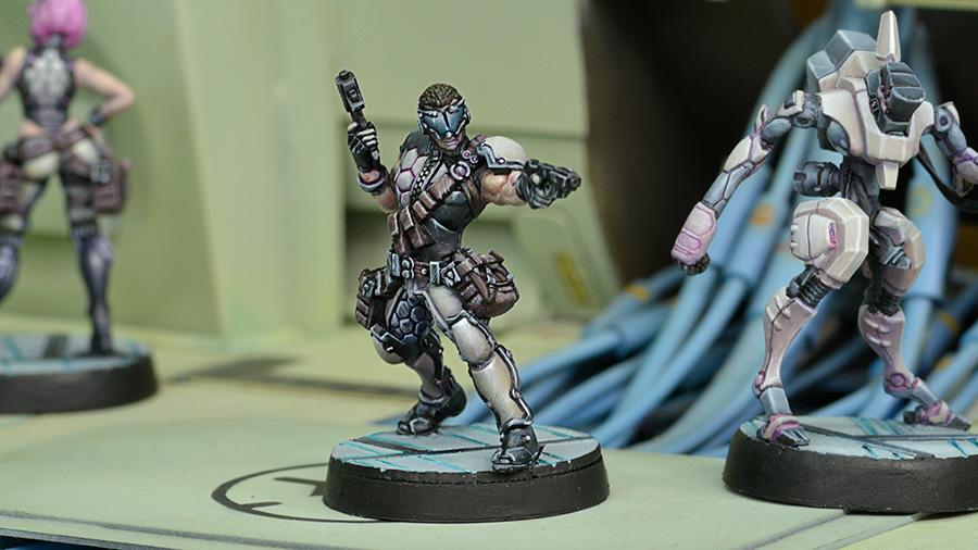 Acmon, Dactyls Sergeant in Scenery - Infinity