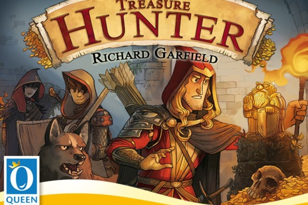 Treasure Hunter Card Game