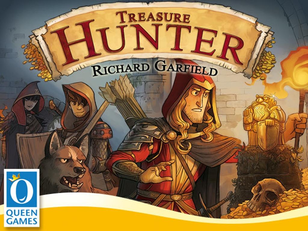 Treasure Hunter Card Game