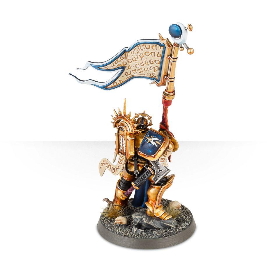 Knight Vexillor Rear View