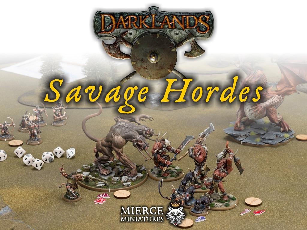 Darklands Savage Hordes