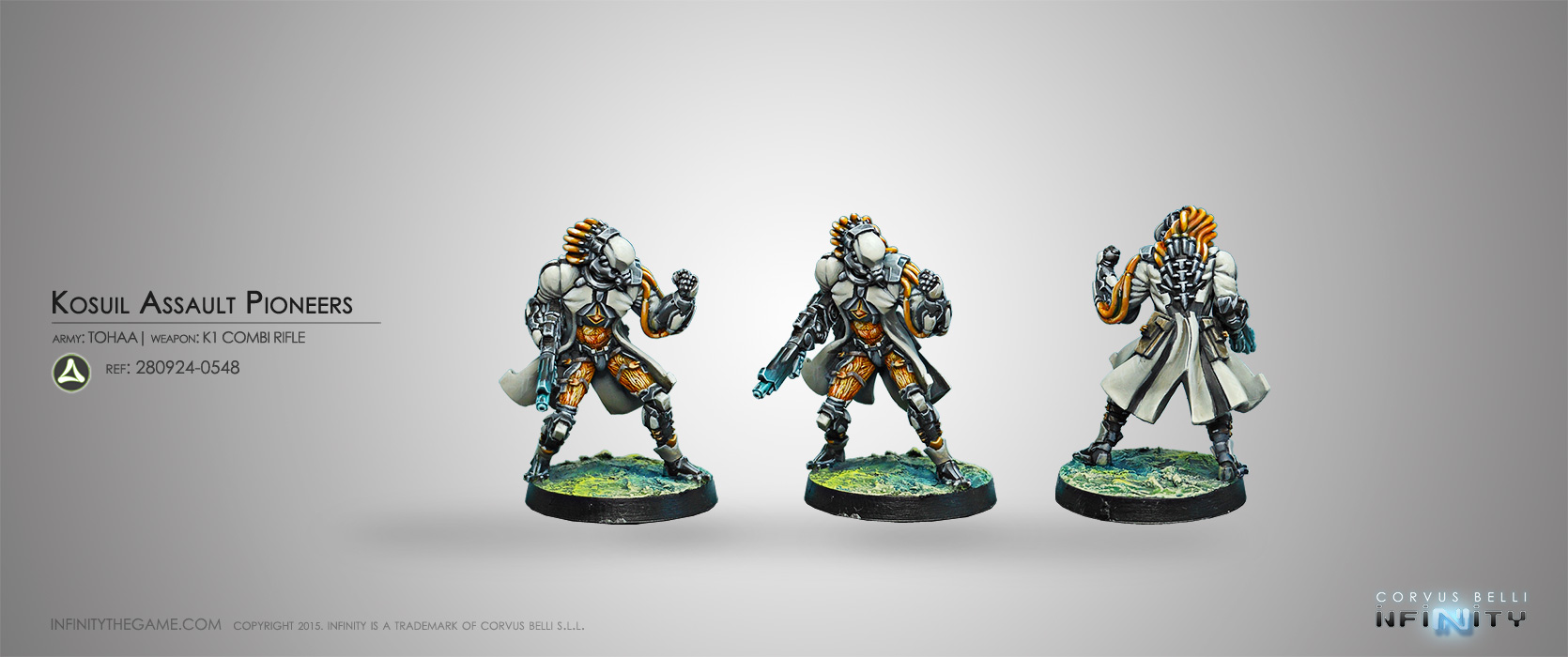 Kosuil Assault Pioneers - Infinity