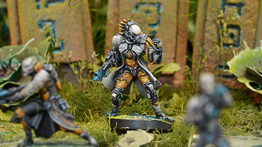 Kosuil Assault Pioneers in Scenery - Infinity