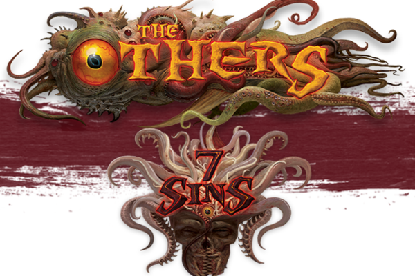The Others 7 SIns Board Game