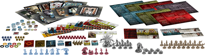 The Others Game Contents